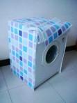 Áo bảo vệ máy giặt cửa trước cỡ nhỏ
