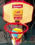 Bóng rổ Dumex