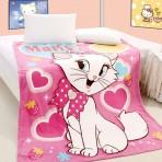 Chăn băng lông Disney loại dày – Mèo Marie