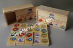 Bộ Domino gỗ Dileac Pedia