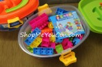 Bộ xếp hình lego cỡ đại 82pcs Enfa