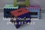 Ghế nhựa xếp gọn có quai xách Friso