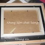 Phân biệt khung ảnh gỗ xịn và khung ảnh kém chất lượng
