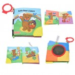 Sách vải Cutie Bear's Colors (Fisher Price)