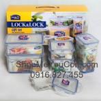 Bộ 6 hộp Locknlock nhựa SamSung