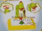Bộ đồ chơi bảng vẽ đèn chiếu hình Enfa