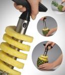 Dụng cụ gọt và lấy lõi dứa lưỡi thép