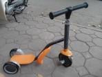 Xe trượt scooter + chòi chân 2in1 Nuti
