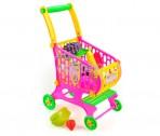 Xe đẩy siêu thị cho bé