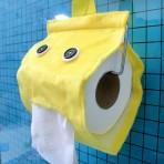 Túi treo giấy cuộn ngộ nghĩnh