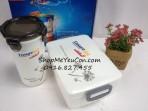 Bộ hộp cơm + bình nước Ensure Gold