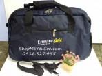 Túi du lịch vải dù tím than EnsureGold
