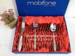 Bộ thìa dao dĩa Mobifone 20 món