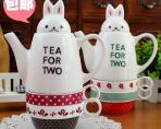 """Bộ ấm trà  """"tea for two"""""""