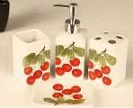 Bộ sứ phòng tắm Cherry chùm