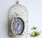Đồng hồ lồng chim vintage