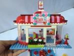 Bộ lego cửa hàng Cafe của Andrea