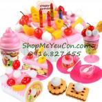 Bộ tiệc bánh sinh nhật Luxury Fruit Cake