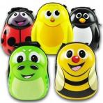 Balo nhựa đeo Cuties
