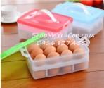 Hộp đựng 24 quả trứng