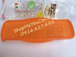 Hộp luộc mỳ Spaghetti trong lò vi sóng