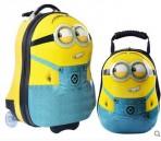 Bộ vali kéo + balo đeo Cuties Minion