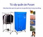 Tủ sấy quần áo Pussan vuông