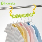 Giá treo mắc áo thông minh Inomata