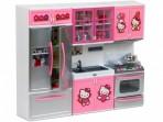 Bộ tủ bếp Hello Kitty 3 khoang