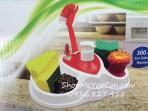 Bộ dụng cụ để đồ rửa nhà bếp F338