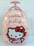Vali kéo hình trứng Hello Kitty