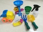 Bộ đồ chơi cát biển 7 món Abbott