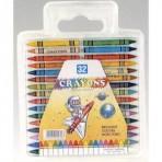 Bộ 32 bút sáp màu Crayon