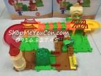 Bộ đồ chơi lắp ráp mô hình thành phố Abbott