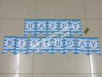 Dây chữ Happy Birthday đuôi cá