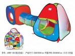 Lều bóng tự bung 3 khoang liên hoàn màu sắc