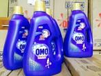 Nước giặt Omo Matic cửa trước 2,7kg