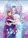 Chăn băng lông Disney 1,5x2m loại dày – Frozen