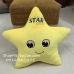 Gối bông ngôi sao Star Gold XO