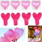 Bóng bay trái tim (10 quả)