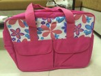 Túi đựng đồ cho mẹ và bé Anmum (màu hồng)
