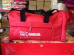 Túi du lịch xách tay Nestle
