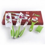 Bộ dao lưỡi hoa 5 món