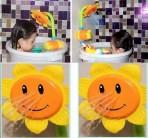 Vòi sen hoa hướng dương cho bé