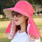 Mũ kèm khẩu trang chống nắng