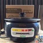 Nồi lẩu điện chống dính Supor 4 lít HFK26E-130 Nutifood