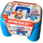 Bộ đồ chơi bác sĩ cao cấp Nan