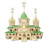 Bộ lắp ghép mô hình lâu đài nước Nga DJ178