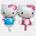 Bóng bay trang trí Kitty (CỠ NHỎ)