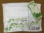 Set 2 khăn Clear lá bạc hà
